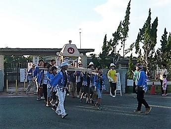 みこしパレード2