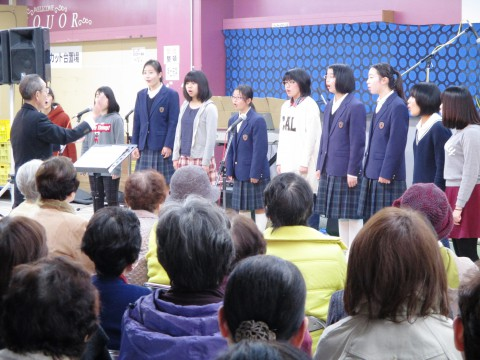 南花台中学校合唱部3