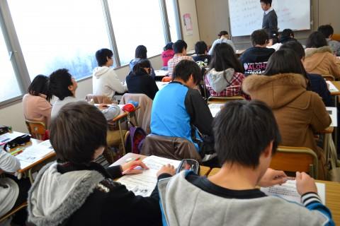 高進ゼミナール_授業の様子