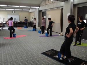 ゆっくりっく体操(健康体操クラブ)